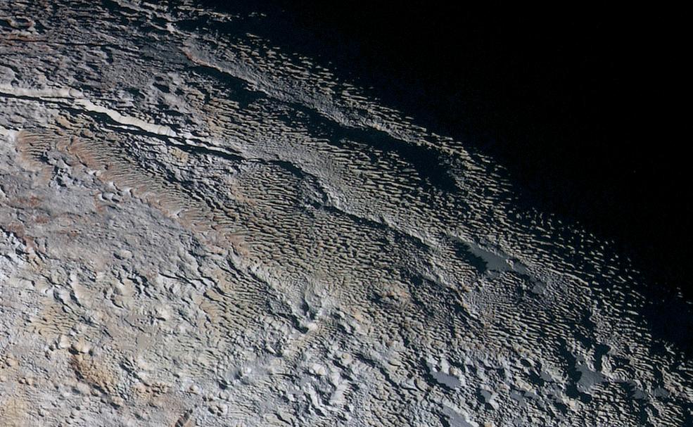 Snakeskin terrain