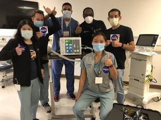VITAL prototype was tested by a team from UCLA.