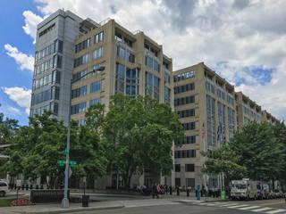 Mary W. Jackson NASA Headquarters building in Washington, D.C.