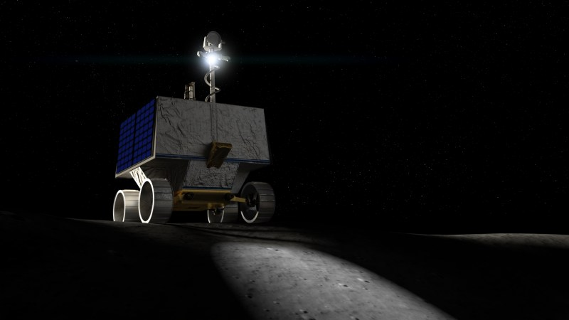 NASA's Volatiles Investigating Polar Exploration Rover (VIPER)
