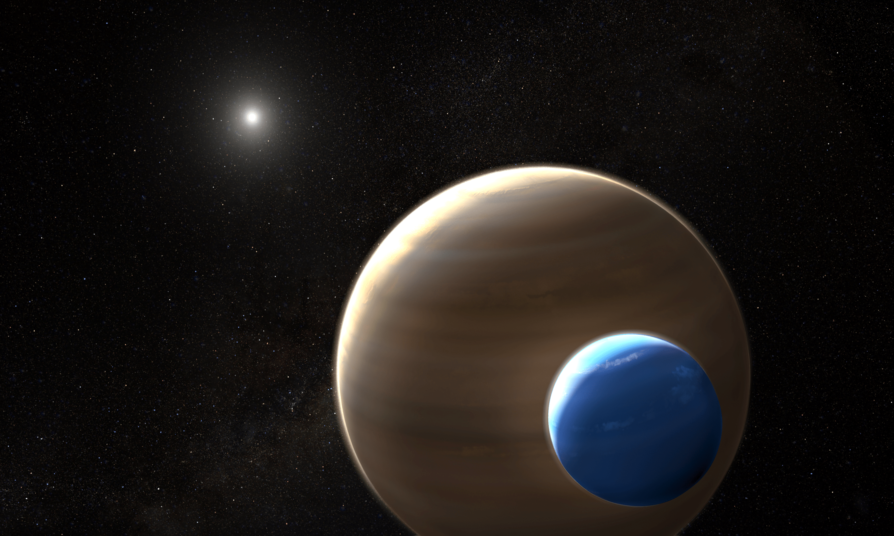 Nasa Telescopes May Have Spotted The First Exomoon