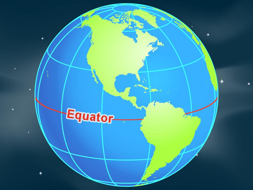 The Equator And Hemisphere Worksheet