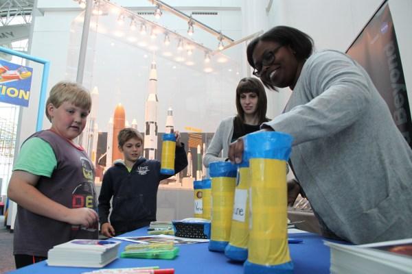 Homeschool Day Brings Stem Activities Virginia Air