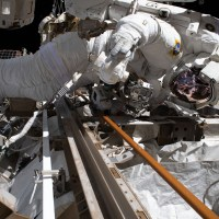 NASA -Astronauts Complete 2nd Phase to Repair Alpha Magnetic Spectrometer- November 25, 2019