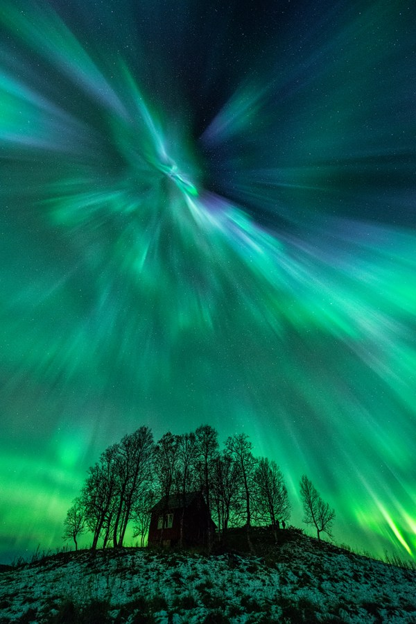 NASA Northern Lights Aurora Borealis
