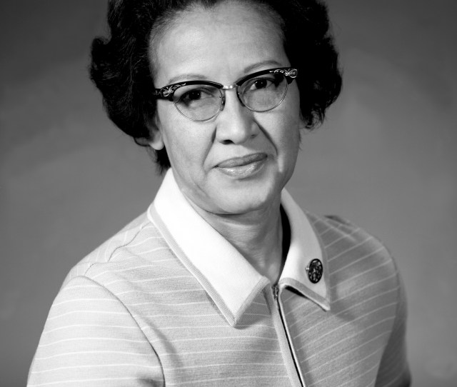 Katherine Johnson The Girl Who Loved To Count Nasa