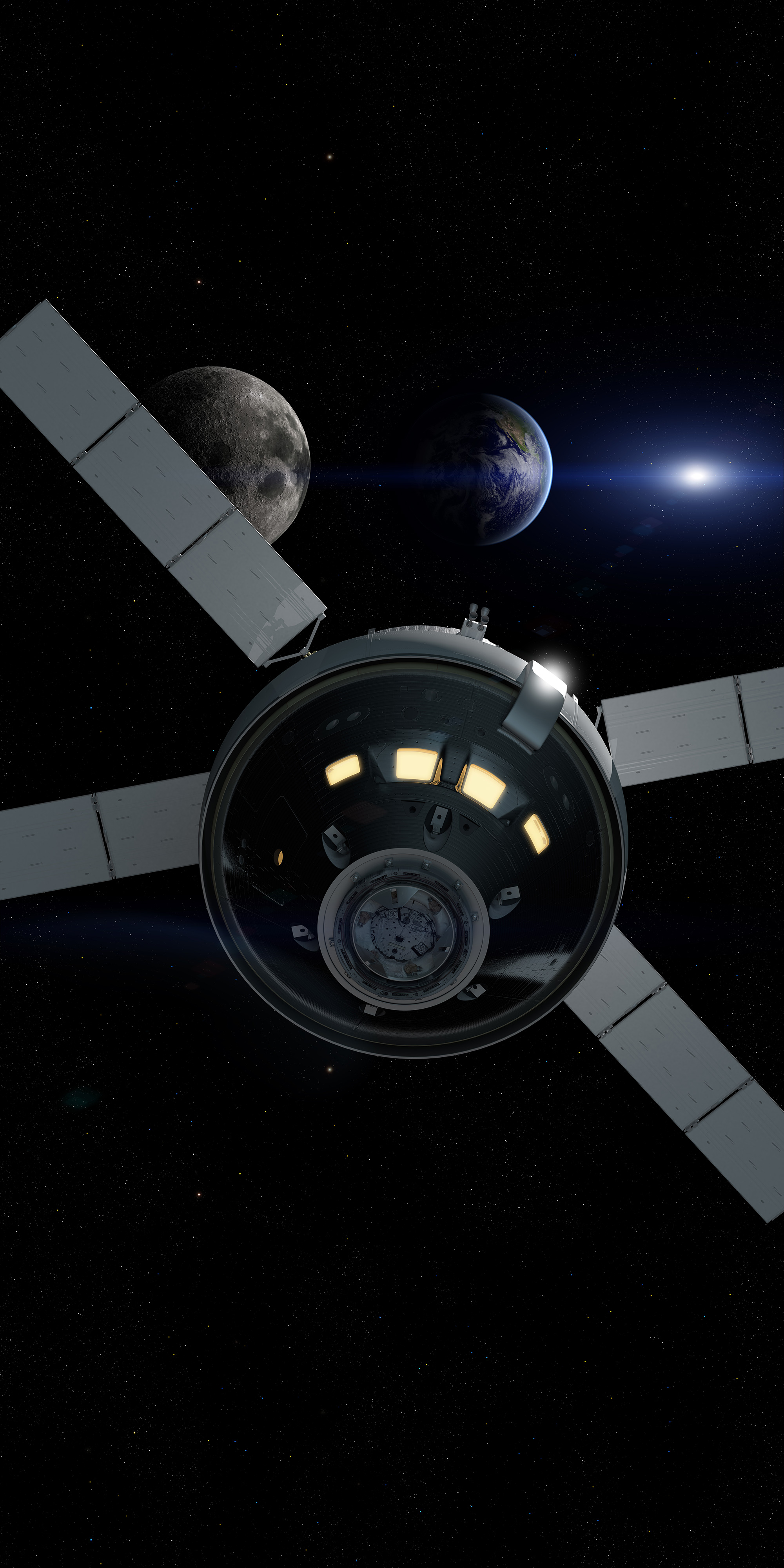 Top Five Technologies Needed For A Spacecraft To Survive