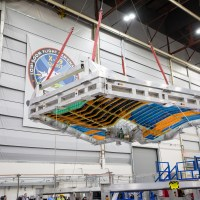 NASA -Assembling the X-59 QueSST Wing- April 08, 2020