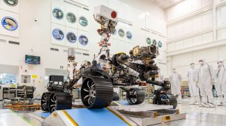 NASA's Mars Rover Perseverance to Launch This Week