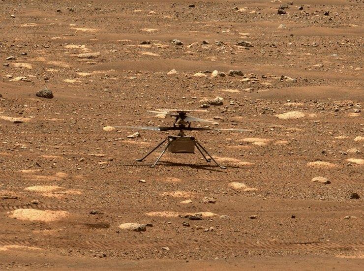 El helicóptero de Marte de NASA intentará su primer vuelo el domingo | NASA