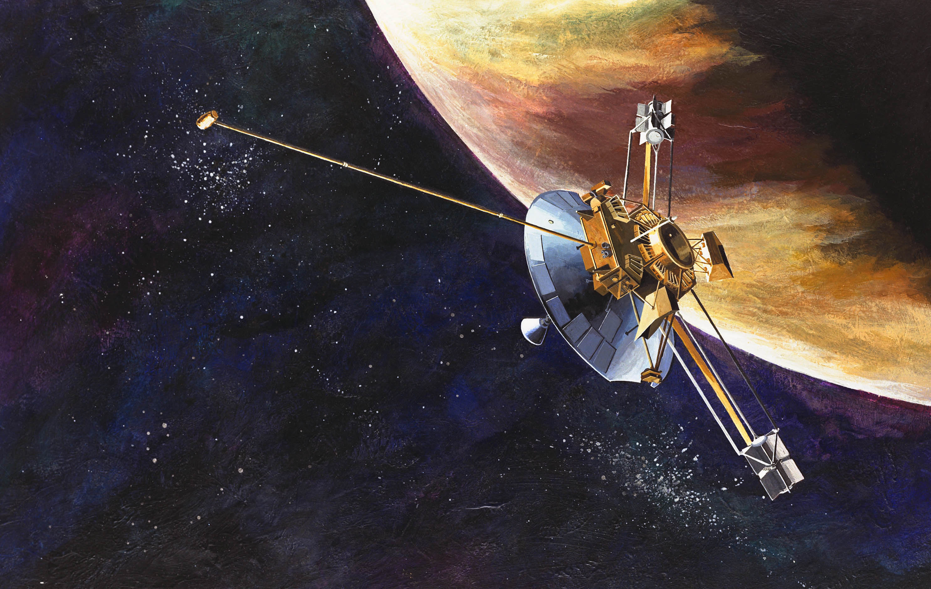 Image result for Pioneer 10