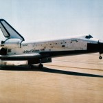 Touchdown Landing The First Shuttle Mission Nasa