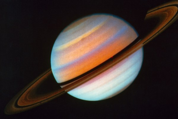 Real Saturn Pictures From NASA