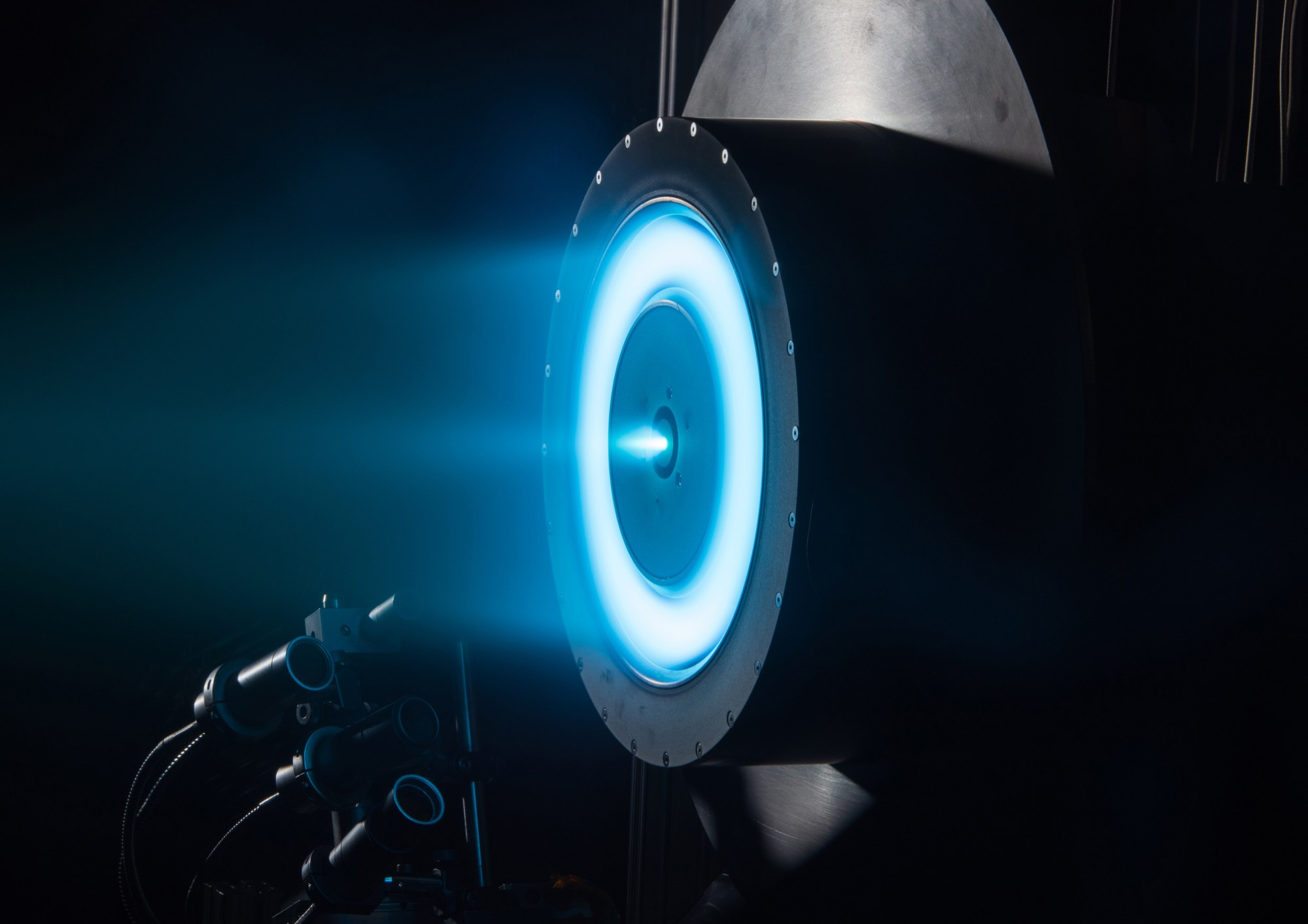 hight resolution of solar electric propulsion sep