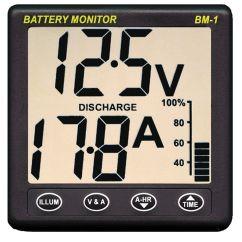 Marine Battery Monitoring System 1997 Acura Integra Stereo Wiring Diagram Clipper Bm 1 Monitor Nasa Instruments