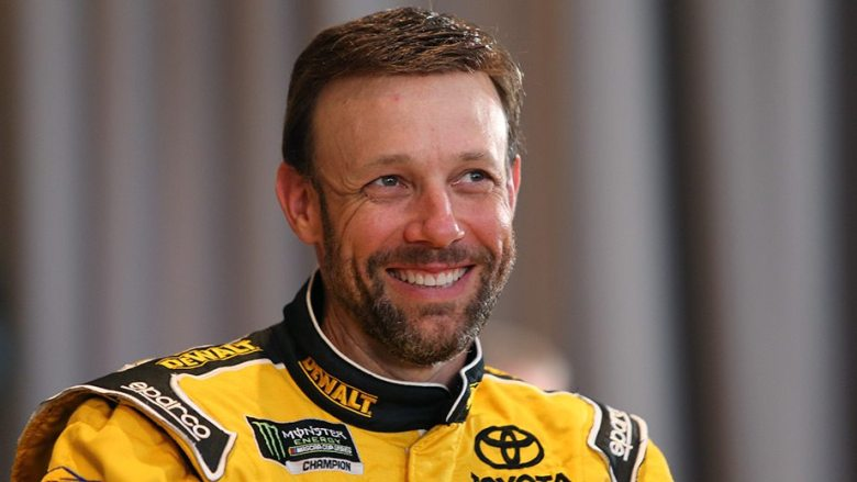 Matt Kenseth discusses rumor on driving the No. 88 in 2018