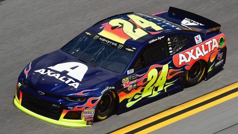 William Byron leads practice before Daytona 500 qualifying | NASCAR.com