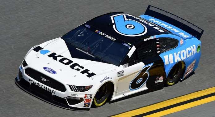 Ryan Newman released from Daytona hospital   NASCAR