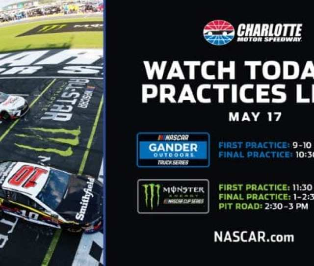 Nascar Com To Live Stream Six Events From Charlotte All Star Race Weekend