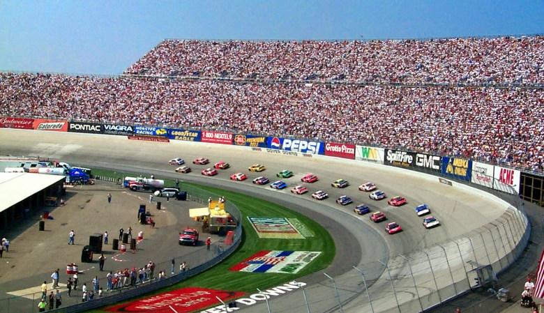 NASCAR Racing Experience Schedule - NASCAR Racing Experience