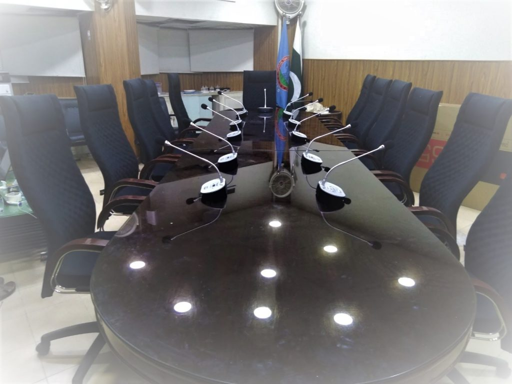Video Conference System at NTDC- Lahore