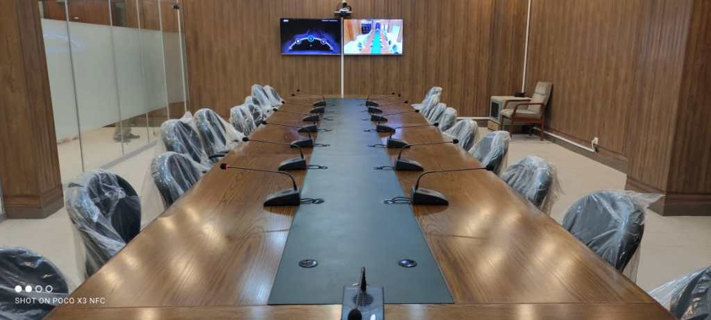 Audio video conference system Pakistan