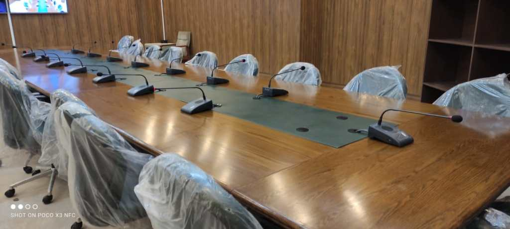 audio video conference system in islamabad with support of omni-protocol
