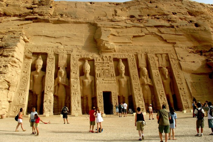 Abu Simbel by Road