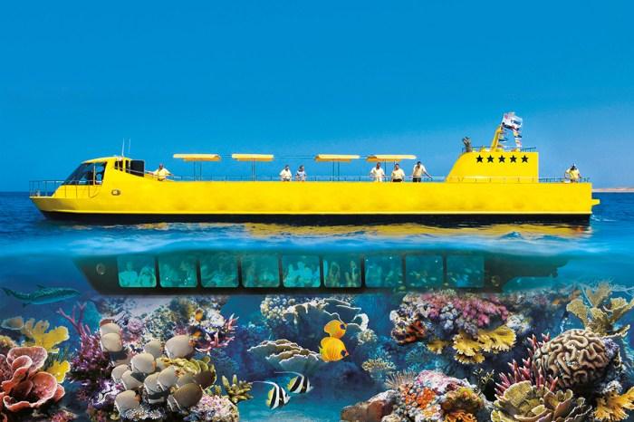 Sea Scope Submarine – Sharm E Sheikh
