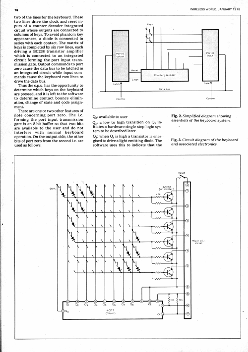 small resolution of the nascom home page electronic teletype keyboard circuit diagram tradeoficcom