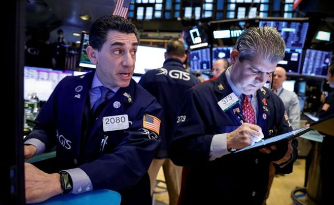 Global Markets Stocks Slide To Two Week Low On China Virus