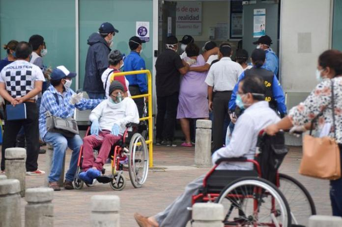 Ecuador builds 'special camp' for coronavirus victims as bodies ...