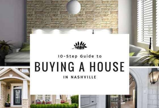 10 Step Guide to Buying a House in Nashville TN