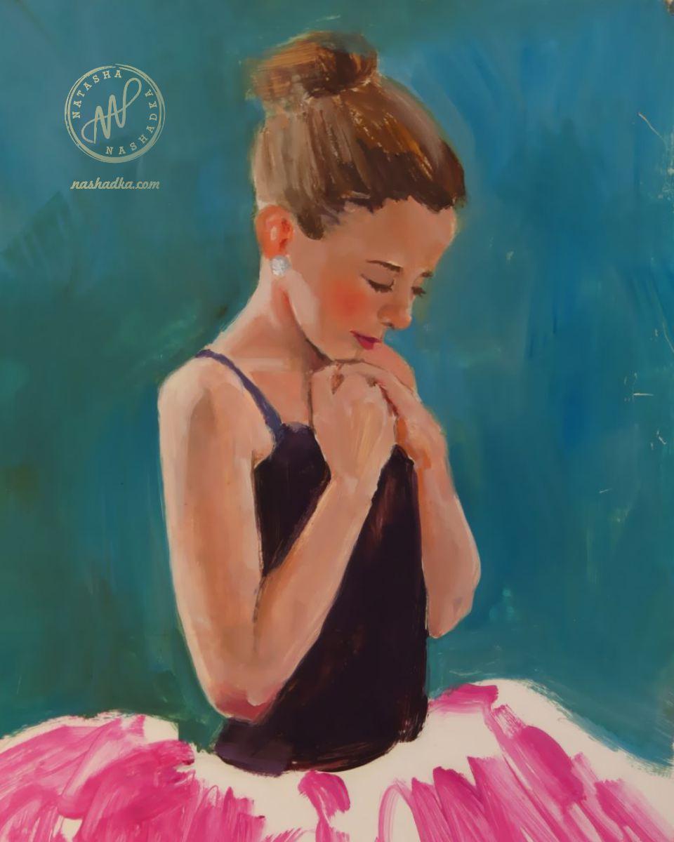 The Ballerina's Prayer