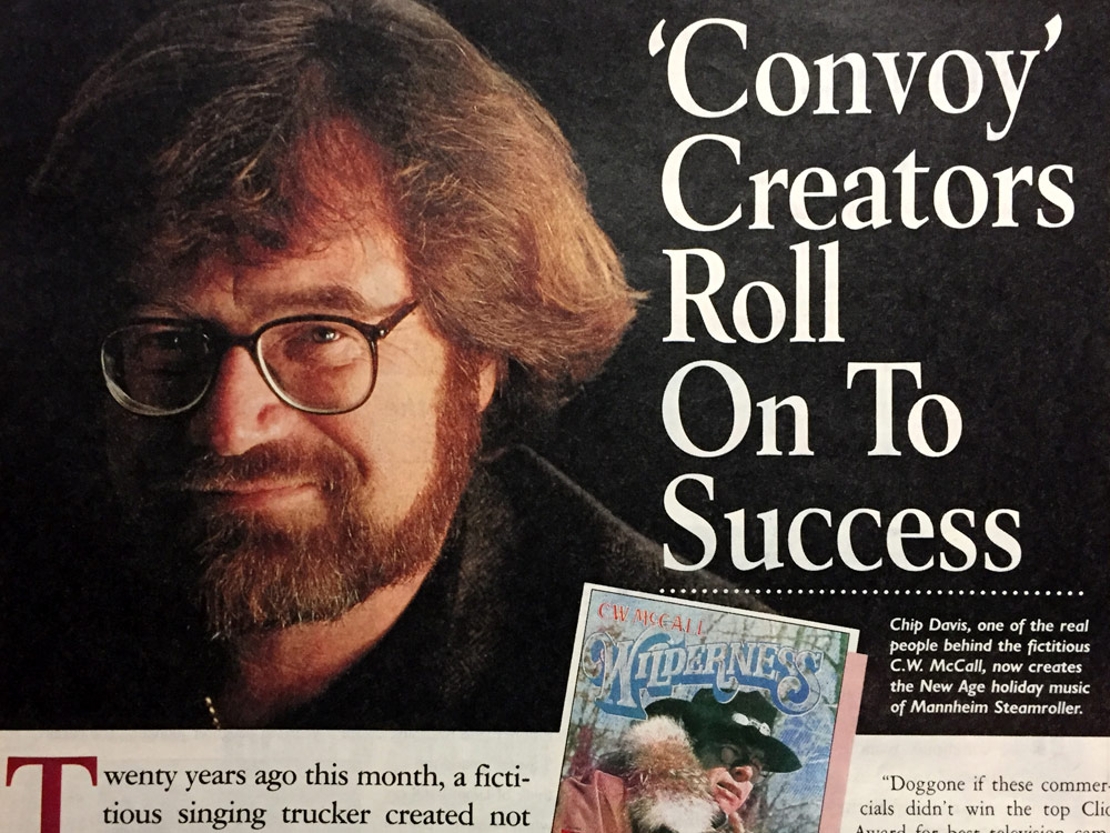 """Convoy"" Creators Chip Davis and William Fries Roll On To Success"