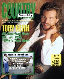 Country Weekly 1994 Issue Archive Nash Daily