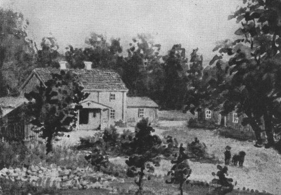Korsberga prästgård