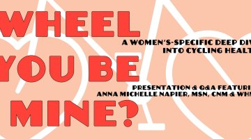 Wheel You Be Mine banner