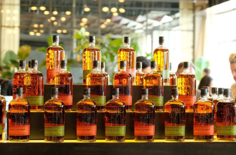 Bulleit Bourbon is changing its iconic label -- for a limited time only