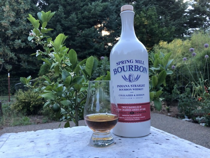 Whiskey Review: Spring Mill Indiana Straight Bourbon Whiskey