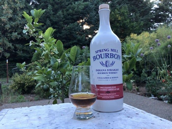 Spring Mill Indiana Straight Bourbon