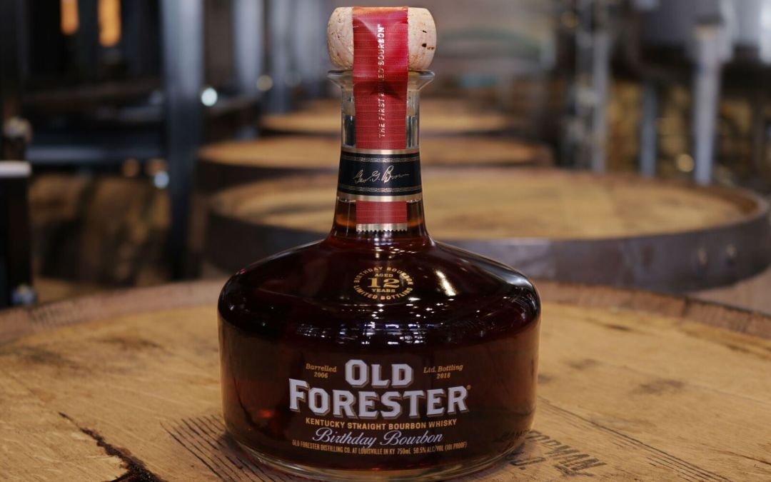 Old Forester Birthday Bourbon returns for 18th release