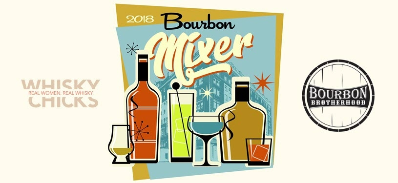 Celebrating Its Wood Anniversary, The Bourbon Mixer Fund Raiser Brings Together Whisky Chicks and Bourbon Brotherhood