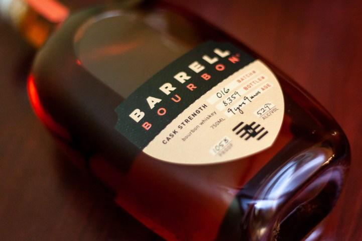 Barrell Bourbon Batch 016