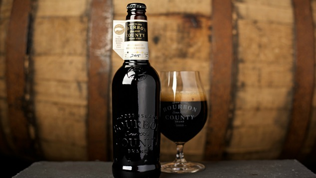 Goose Island Will Release 8 Bourbon County Variants This Year
