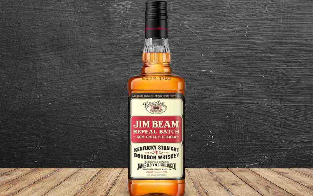Jim Beam Repeal Batch Bourbon Review