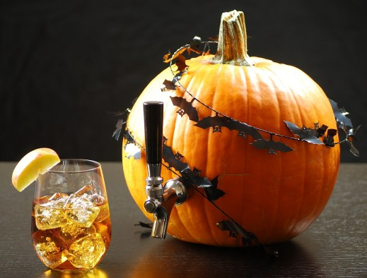 Pumpkin Keg and Bourbon