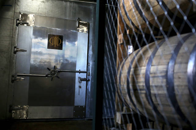 Buffalo Trace gambles that bourbon can grow old gracefully