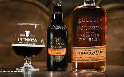 Barrel-aged Guinness will released soon