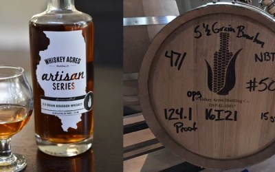 Whiskey Acres Releases 5.5 Grain Bourbon